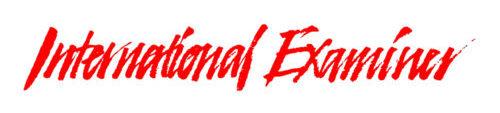 International Examiner Logo